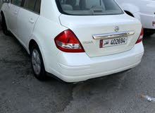2010 Nissan Tiida for sale in Doha