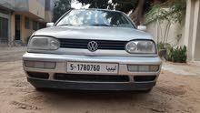 Volkswagen Golf car for sale 1996 in Zawiya city