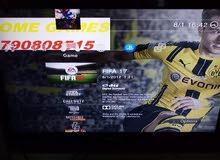 PS3 للبيع مع 28 لعبه نازلين على الجهاز الوصف