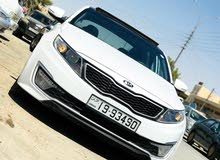 Used Kia Optima for sale in Zarqa