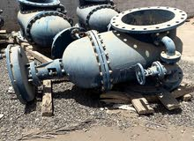 6 محابس ماء كبيره للبيع فلفلات