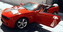 Chevrolet Camaro 2013 For Rent - Red color