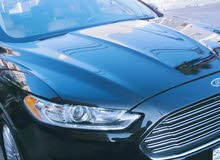 Black Ford Fusion 2014 for rent