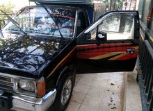 Manual Nissan 1988 for sale - Used - Irbid city