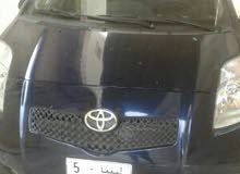 Automatic Blue Toyota 2008 for sale