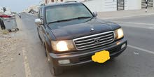 2002 Used Land Cruiser with Automatic transmission is available for sale
