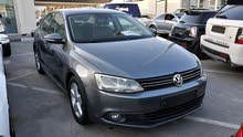 2012 Vilkswagon Jetta Full options Gulf specs Sunroof DVD