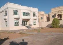 للايجار فيلا سكنية مدينه ابوظبي المشرف الفيلا نظيفه جدا