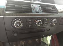 BMW 545i بحالة جيدة جدا تم تخفيض السعر