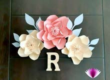 RA ROSE الورد الورقي المميز والاجمل