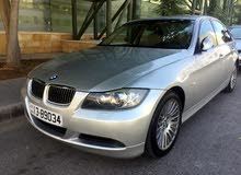Silver BMW 320 2008 for sale