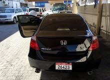 Honda Accord for sale in Abu Dhabi