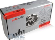 سبيكرات ابواب سيارة Polk audio DB651s. 380 watt
