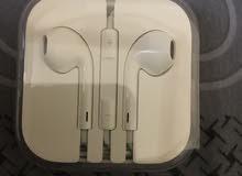 للبيع سماعة أيفون 6 (جديدة) أصلي أمريكي.