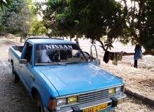 For sale 1983 Blue Datsun