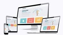 تصميم وتطوير موقع الويب