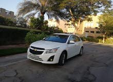 Chevrolet Cruze 2013 1.8L FULL SERVICE HISTORY (From Agency)