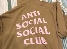 Anti-Social Social-Club RARE BRAND NEW (doubts) HOODIE