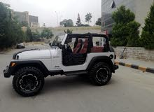 Automatic Silver Jeep 2006 for sale
