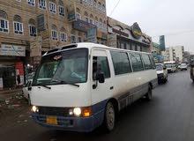 حافلة كوستر موديل 2004 نضيف وكالة