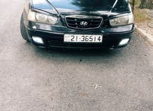 Manual Hyundai Elantra 2002