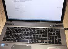 laptop toshiba I7 8GB RAM