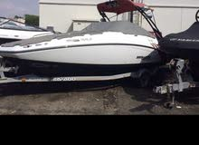 a Used Motorboats in Jeddah is up for sale