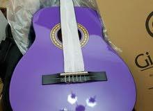 عرض اليوم فقط جيتار كلاسيكي جديد لون نادر لم يفتح إلا للتصوير الآن