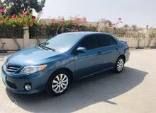 Toyota Corolla car for sale 2013 in Seeb city