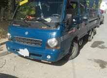 Diesel Fuel/Power   Kia Bongo 2002