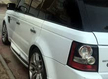 For sale 2005 White Range Rover Sport