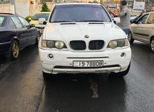 BMW X5 model 2002 سعر محروق
