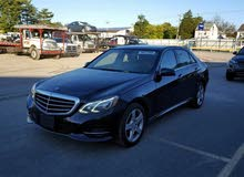 Black Mercedes Benz E 350 2014 for sale