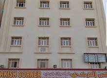للبيع مبنى سكني تجاري في المعبيله السابعه مبنى (الركن التركي)