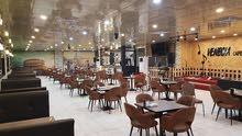 مطعم وكافيه للبيع لاغراض السفر اعظمية شارع الضباط مول هبي هاوس