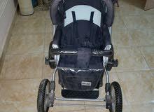 سياره اطفال جايباها من المانيا استعمال 5شهور فقط