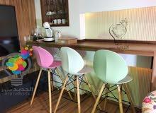 طاولات وكراسي سفرة مودرن وألوان راقية