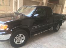 Automatic Black Toyota 2003 for sale