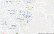 Jabal Tareq neighborhood Zarqa city - 116 sqm apartment for rent