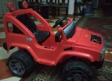 سياره للأطفال من سن 1 ل 11 سنه