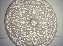 الفنون الشرقية للزخرفة والرسم  تصميم وتنفيذ الديكورات والزخارف الشرقية على الخشب