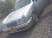 Available for sale! +200,000 km mileage Mercedes Benz E 400 1997
