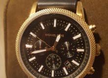 ساعة رجالي مايكل كورس للبيع