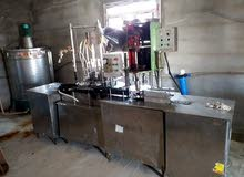 مصنع مياه شيش 0.5 لتر +1.5 لتر