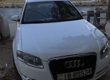 Automatic White Audi 2007 for sale