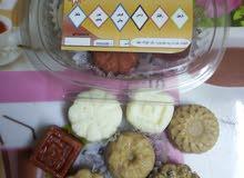حلويات رافيللو وهريسة وحلوى عرائسي