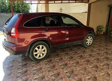 Honda CR-V 2010 For sale - Maroon color