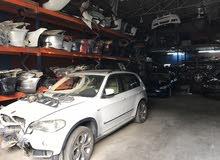 ارض السعادة لتجارة قطع غيار السيارات  (BMW only ) المكان : الشارقة (الصناعية 3) للتواصل :0527372878