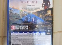 لعبة Assassin's Creed Origins تحتوي على ترجمة عربية نظافة 100% للبيع