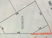 ارض 642م للبيع في مدينه حمد